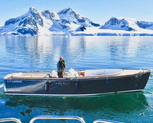 Long Island Yachts Sportsman 28